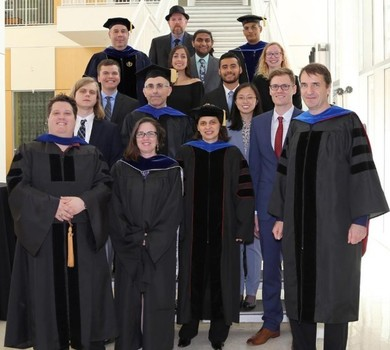 2018 outstanding graduates group cropped