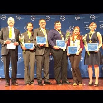 Chancellor awards 2014