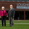 Lougheed learning commons dedication