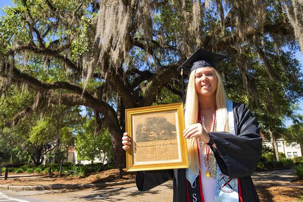 Graduation tree