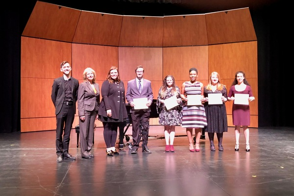 Classical singer competition