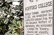 Wofford writing