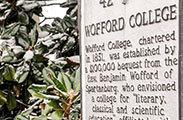 Wofford writing