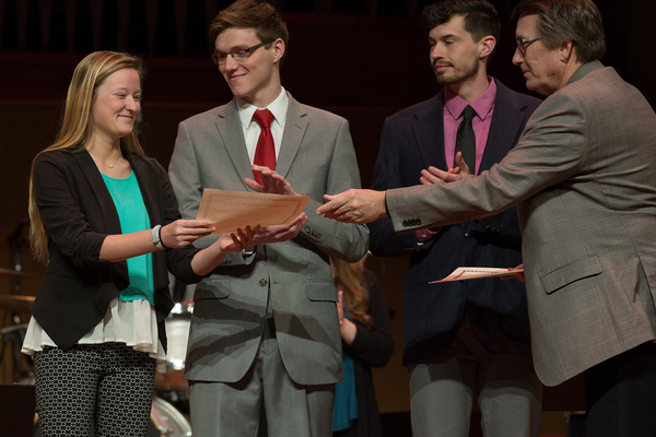 Olivet students 2018 homiletics award school of theology and christian ministry web