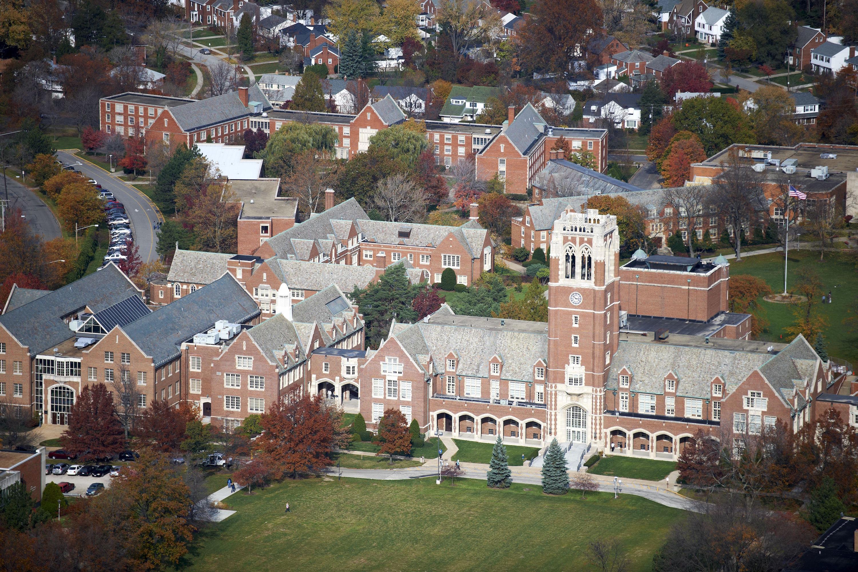 John carroll university.campusaerial