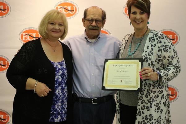 Cheryl myers   dr. jack paschall scholarship