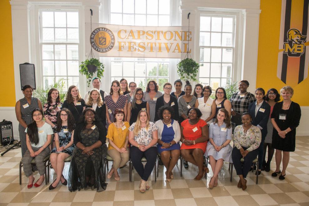 Capstone 2018 participants