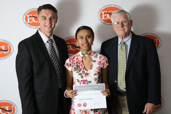 Yashna khadgi   chapman scholarship 2018