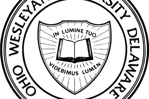 Ohio wesleyan university academic seal
