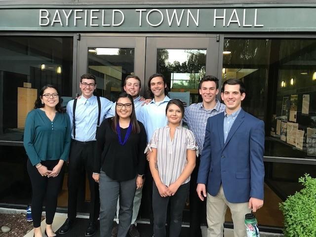 Img 1244   bayfield study students