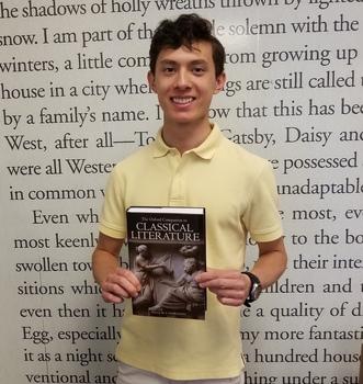 Daniel stein latin book award