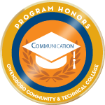 Badge honors communication