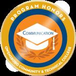 Badge honors communication