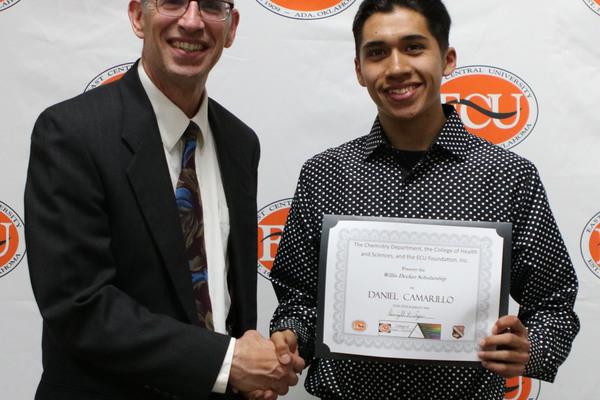 Daniel camarillo   decker scholarship 2018