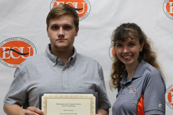 Robert clemmer   briles scholarship 2018