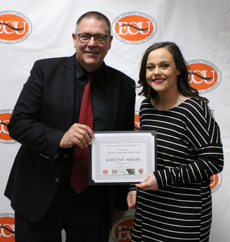 Kaitlynn mahler   claude e. carter md scholarship 2018