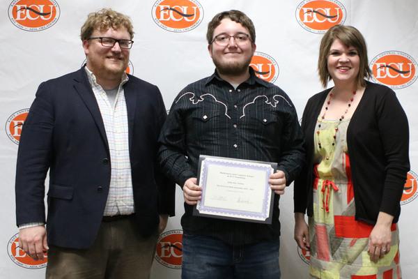 James norman   darrell terrell math scholarship 2018