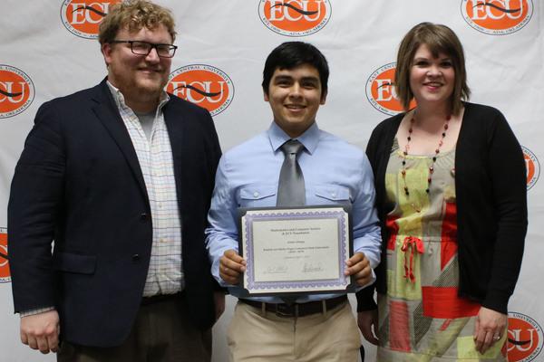 Arturo ortega   pogue scholarship 2018