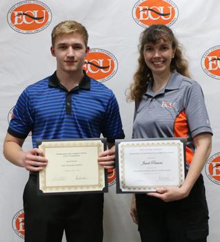 Jacob parsons   briles scholarship  outstanding senior 2018