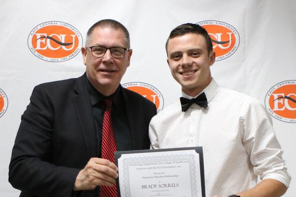 Brady sorrels   francisco hatchett scholarship 2018
