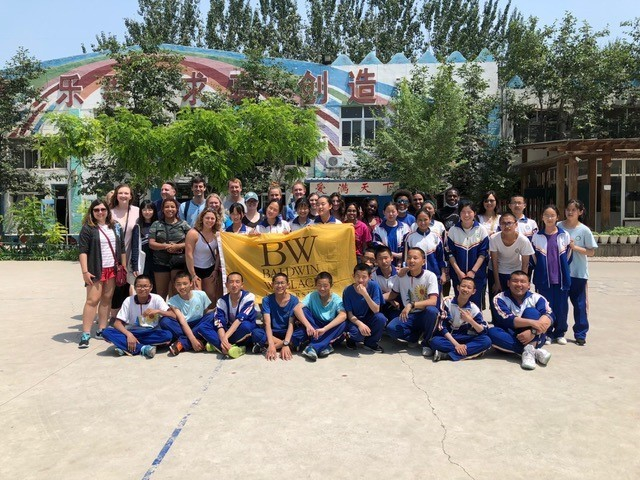 Discovering china with students from dandelion school in beijing