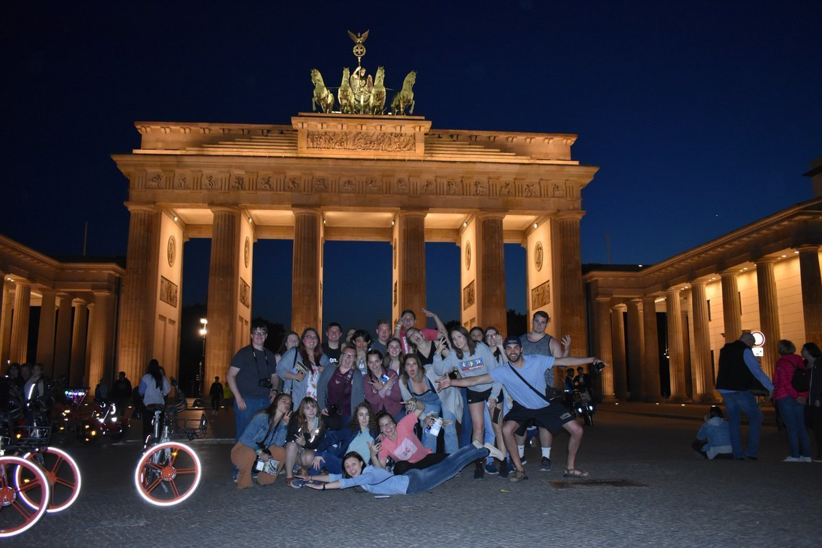 Seminar in germnay berlin bike tour