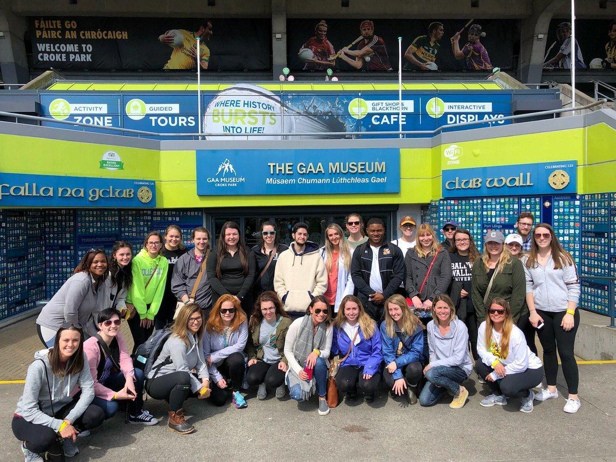Coaching or teaching in ireland at na fianna gaelic sports club