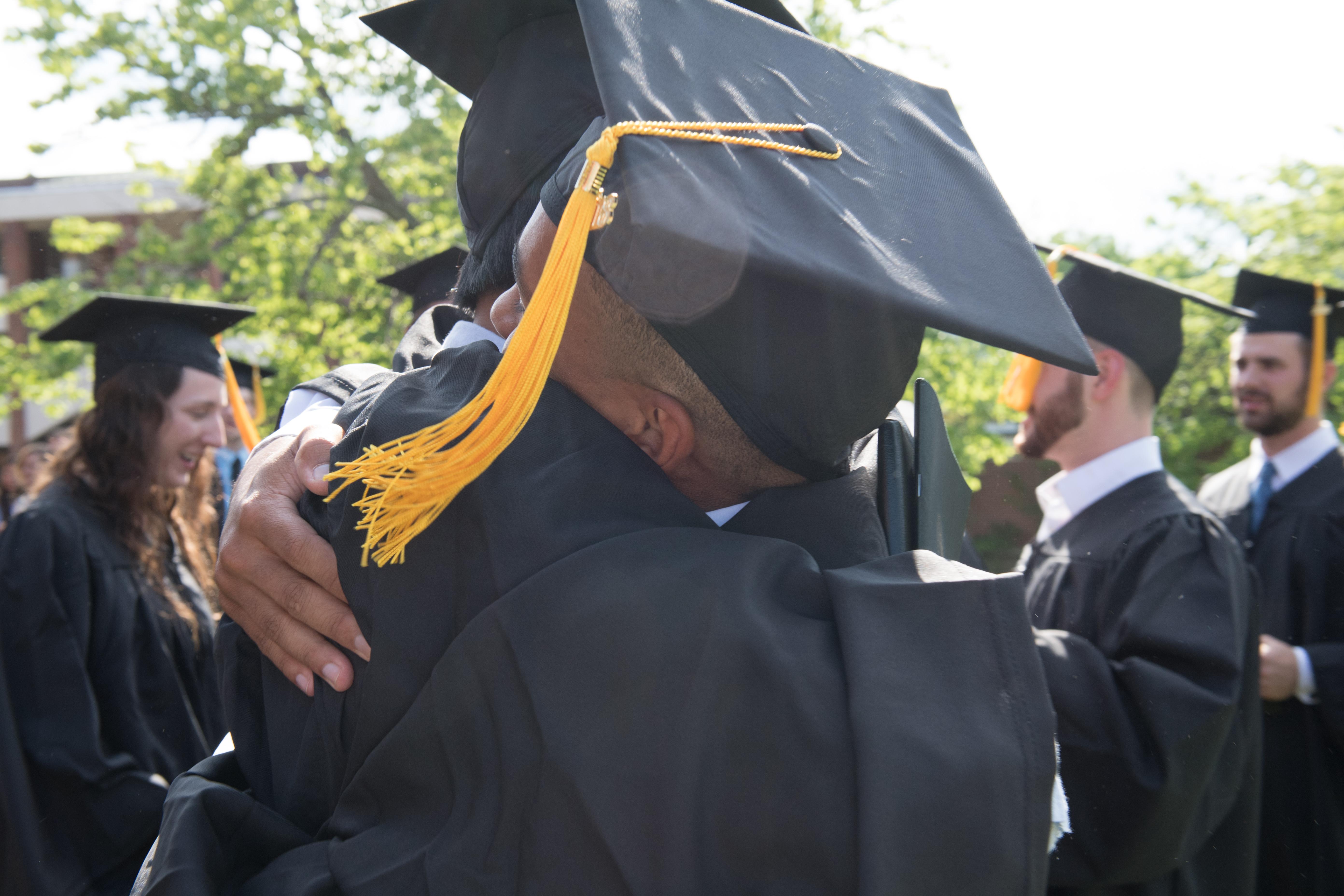 Graduation spring 2018