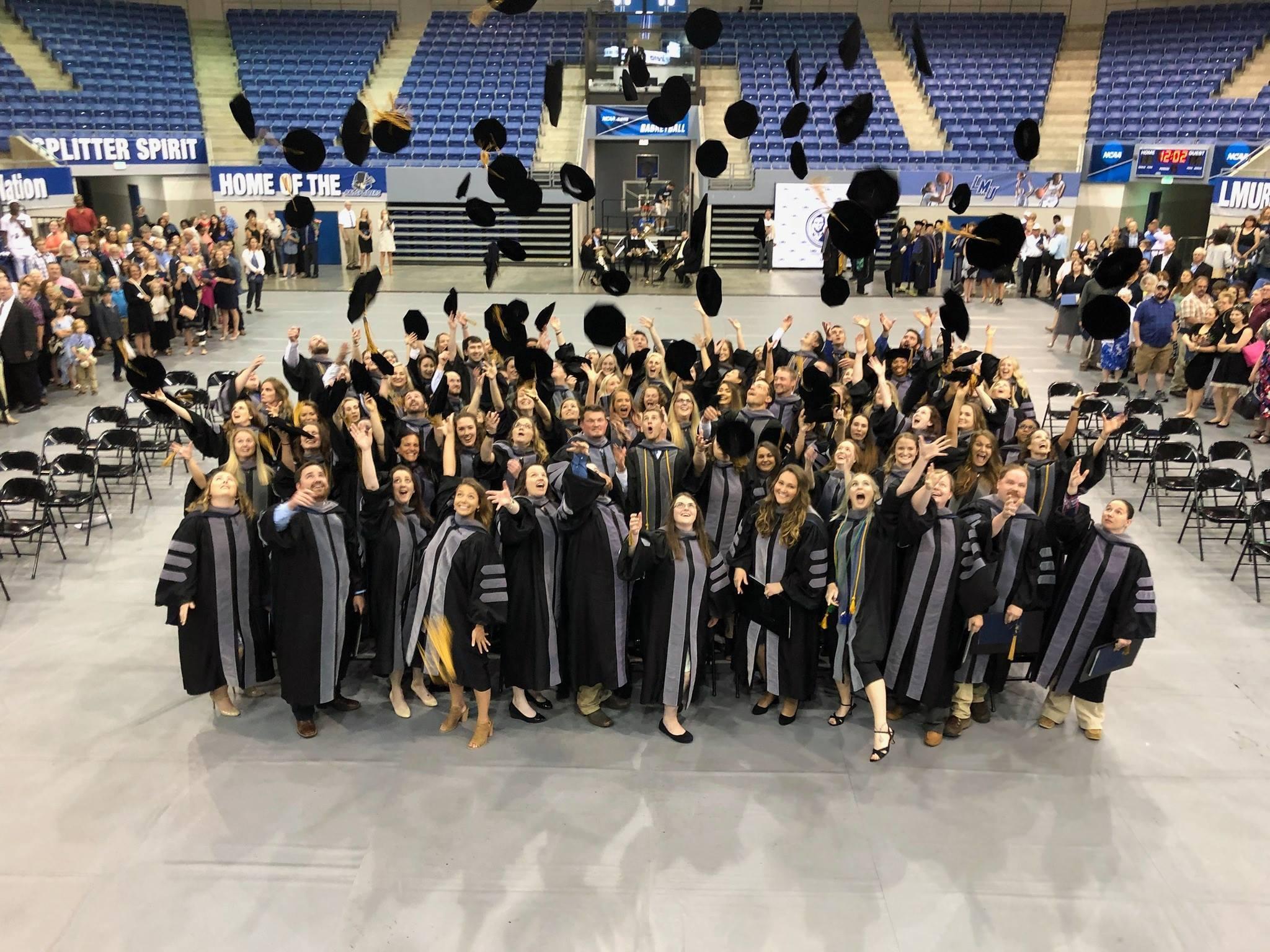 Lmu cvm class of 2018