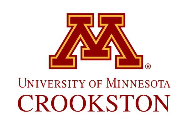 Um crookston logo twitter