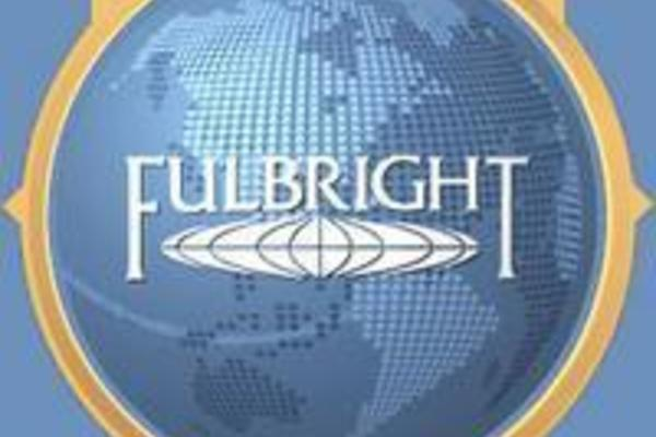 Fulbright globe