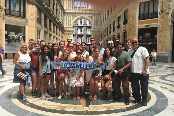Italy 2018 group