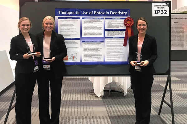 Dental hygiene award