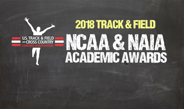 2018 ncaa naia academic awards web