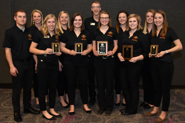2018 nama team and awards
