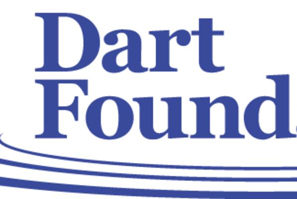 Dartfoundation logofinalreflexblue