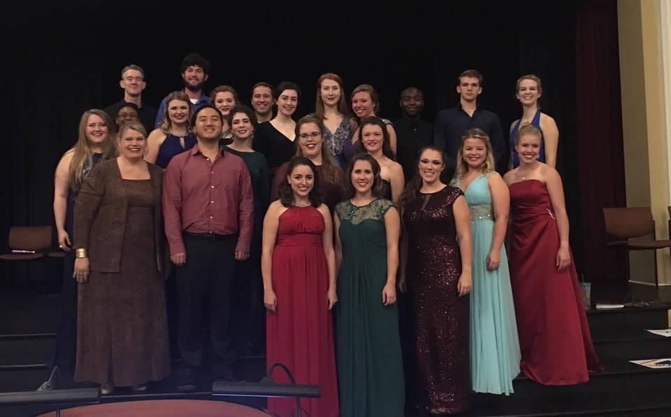 Opera cast photo