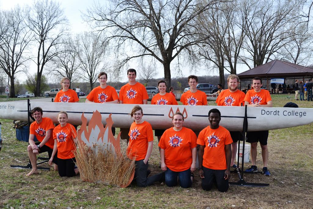 Concrete canoe 2014 group