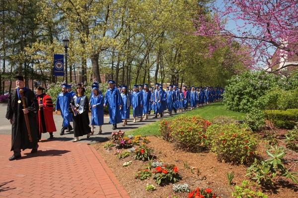 Grad procession 2