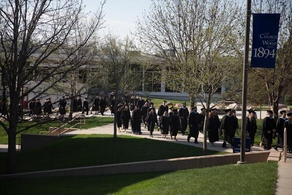 August graduates