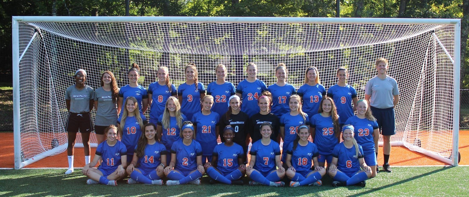 Team photo 2018  soccer