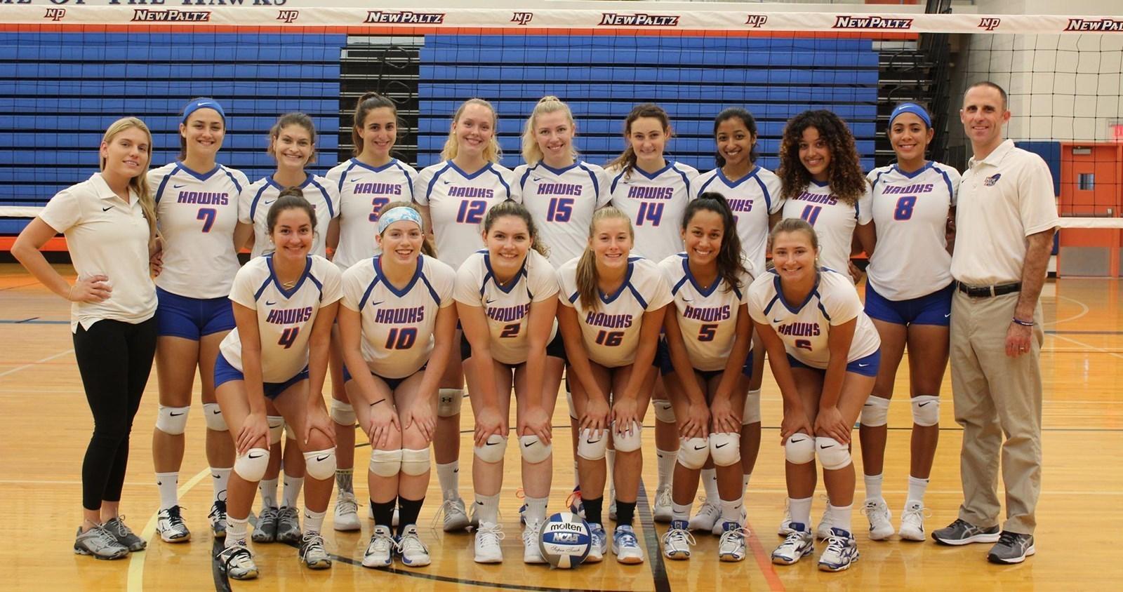 Team photo 2018 volleyball