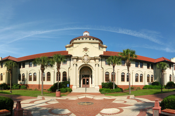 West hall