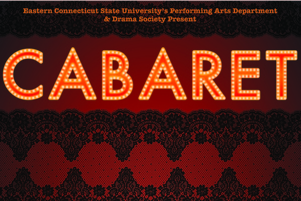 Cabaret flyer