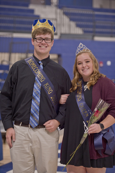 2018 homecoming king queen 7245