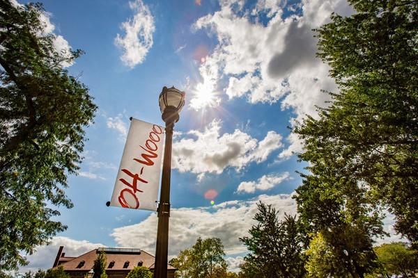 Ohio wesleyan banner