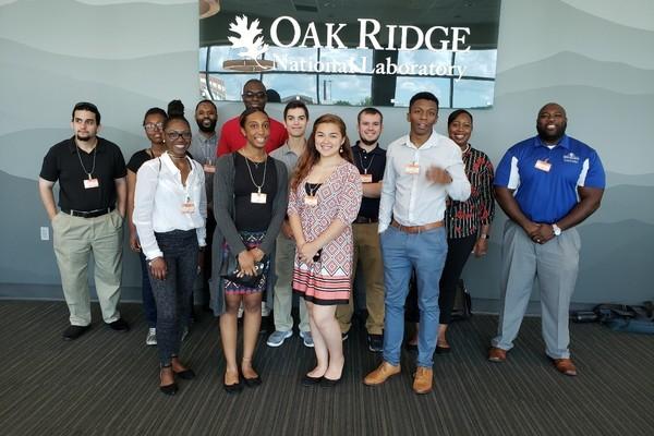 Fsu cdhs oak ridge national laboratory visit