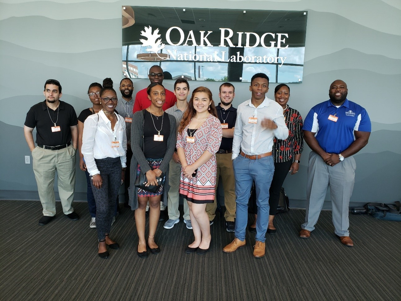 Fsu cdhs oak ridge national laboratory visit