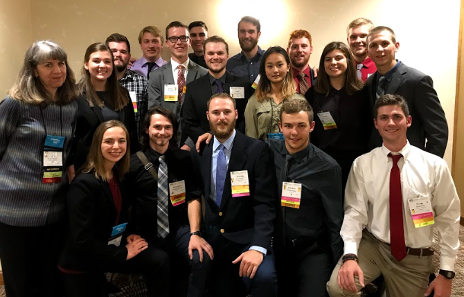 2018 10 forestry club at american foresters national convention
