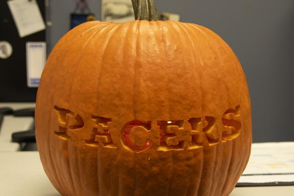 Pacer pumpkin